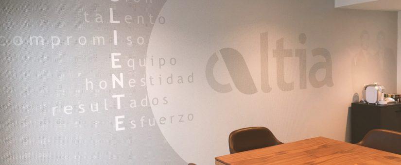 Oficinas Altia